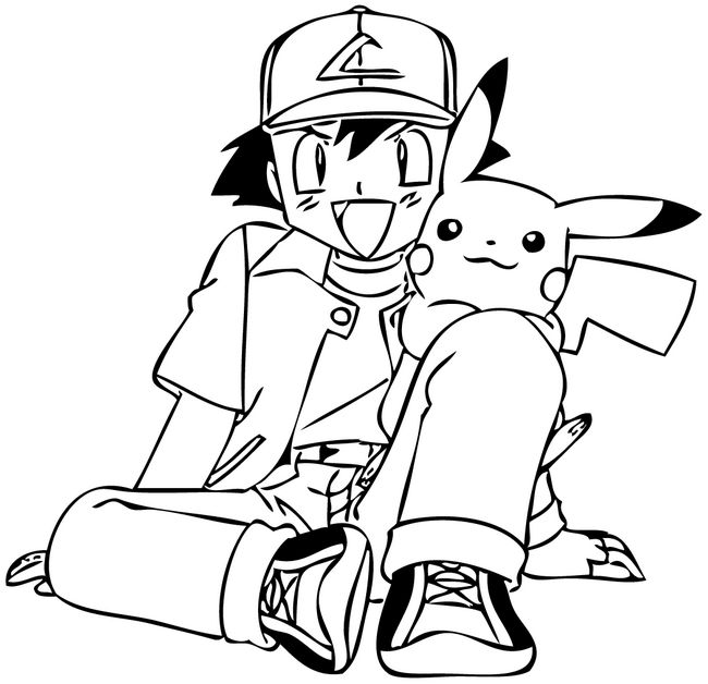 Pokemon Disegni Da Colorare