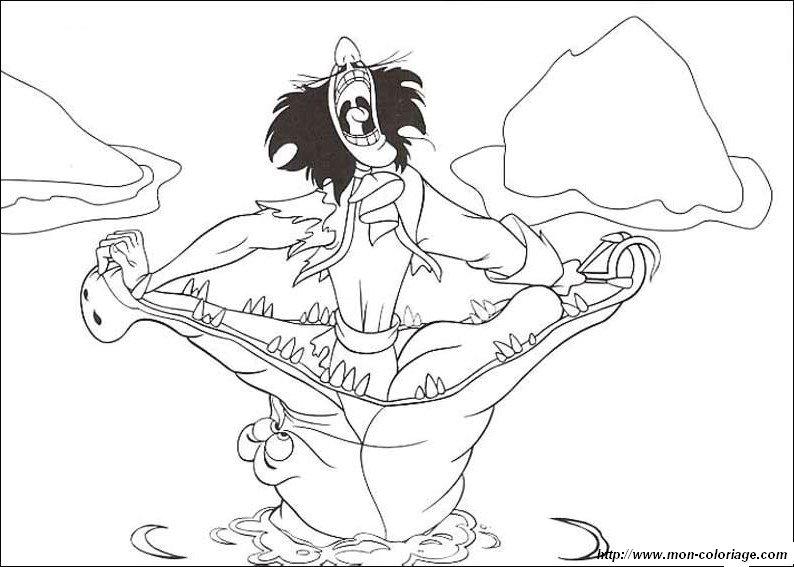 Colorare Peter Pan Disegno Colorare Peter Pan