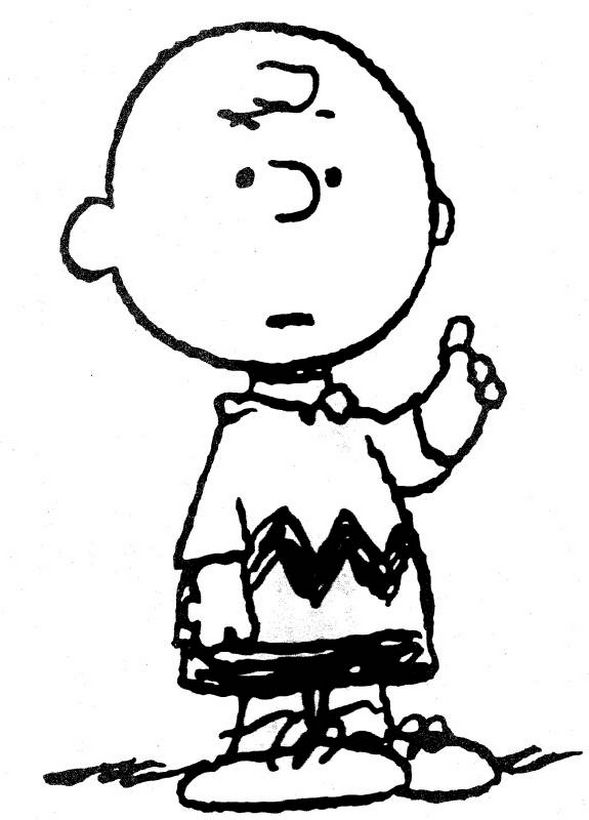 Colorare snoopy disegno charlie brown for Snoopy coloring page